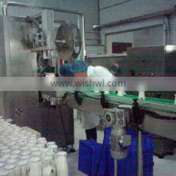 Industrial use 200-300L/H small scale camel milk processing plant