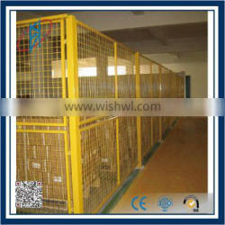 hot 2016 temporary wire mesh fence portable protect fencing