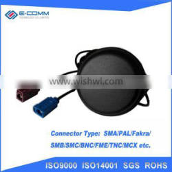 New arrival gps gsm antenna fakra or customerized connector gsm antenna