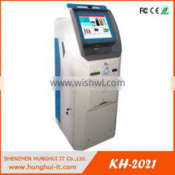 touch screen ATM kiosk payment terminal with ATM Thermal receipt printer ATM Machines