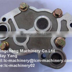 Mitsubishi 6D34 oil pump for KATO HD820 +with high quality+in our stock
