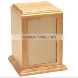 New design photo frame cremation urn for ashes wholesale