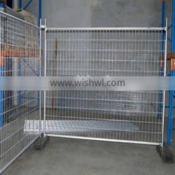 galvanized temporary fence net