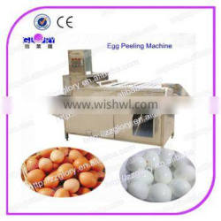Hot sale high efficiency commercial used egg Shell Peeler