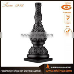 A050 Wholesale Cast Aluminum Lamp Base in Street Lighting