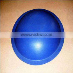 Blue Plastic Cover of Household Products