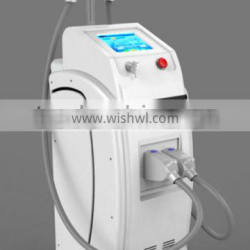 (Hot in Turkey) 2016 Advanced beauty salon use CE Approved IPL SHR /opt hair removal machine