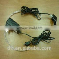 LED-001 Hot selling high quality decorative lighting furniture parts 12V DC with jamb switch wardrobe cabinet LED light