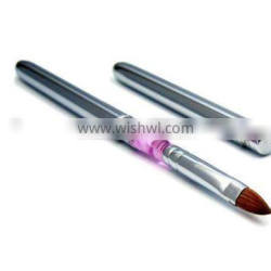 Yiwu suppliers to provide all kinds nail art,cosmetics acrylic brush acrylic colour set
