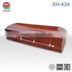 American Style Wooden Caskets XH-A34