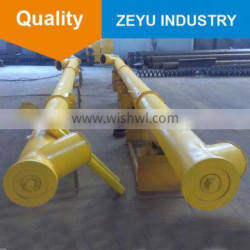 screw conveyor for transporting cement silo