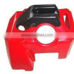 Profession Red Color Cylinder Cover of Brush Cutter