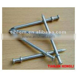 duplex head square nail supplier with best quality manufacture