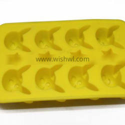Silicone Ice Cube Tray Molds Custom Personalized