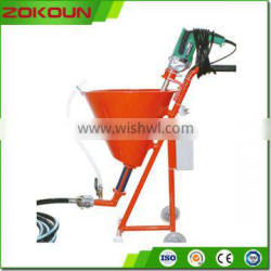 New design high quality lowprice wall paint machines