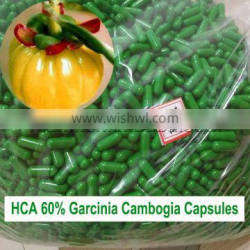 HCA 60% Garcinia Cambogia Capsules for Weight Management