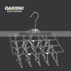 Stainless Steel Clothes Hanger;Laudry Clothes Hanger