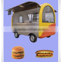 Fast Food Carts For Sale
