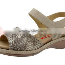 Comfort shoe for womens leather PieSanto 6807 made in spain quality removable insole