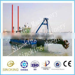 2018 China cutter suction dredger