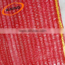 Fruits and vegetables perforated mesh net bags