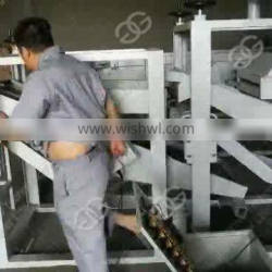2017 Hot New Products Watermelon Pumpkin Hemp Seeds Huller Production Line Melon Seed Shelling Machine