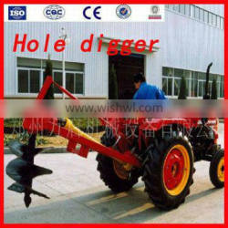 2013 High quality multifunction tractor mounted post hole digger for farming