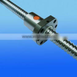 high rigidity ball screw for cnc machine with good price and looking for buyers