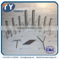 cemented carbide rods for milling application
