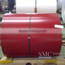 PPGL Sheet (Soft steel, Thickness:0.15mm-0.7mm, mainly for roofing use)