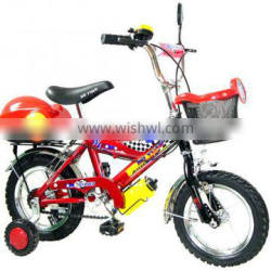 12 16 20 kids bicycle with front&rear basket (SH-KB028)