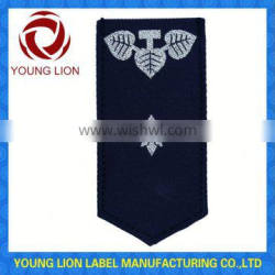 military uniform accessories embroidery badgs