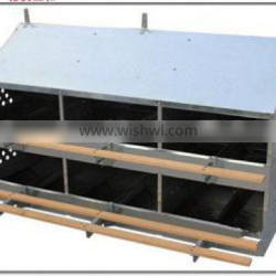 Goldenest 24 Holes Egg Nest Box For Layer House Poultry farming equipment for sale JCJ15-MA04