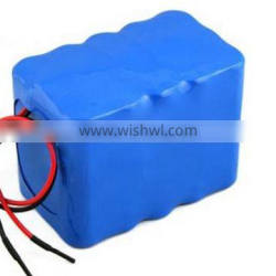 lithium battery rechargeable 12v 18650 battery pack