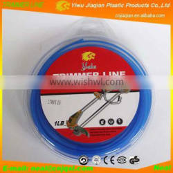 BASF Material Trimmer Line 2.7 X1LB Hexagon Shape Blue Colored Grass Cutter Trimmer Line Grass Trimmer Line