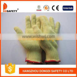 DDSAFETY 10 Gauge 100% Aramid Fiber Knitted Cut Resistant Safety Glove