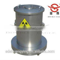 x-ray sheilding container