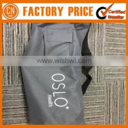 Customized Design Carrying Nylon or Oxford Fabric Yoga Mat Bag