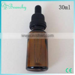 hot product beauchy 2015 amber glass dropper bottle, glass airless pump bottle, bottle in glass