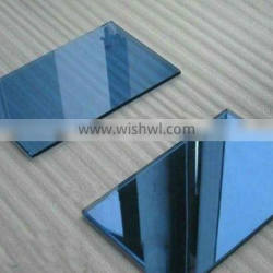 Reflective glass price /coated reflective glass price/reflectance aluminum mirror glass