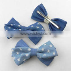 manufacture high quality plastic flower hair barrettes