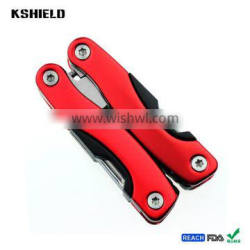 9 in 1 multi tools/ multi pliers/ stainless steel multi function pliers with LED Light