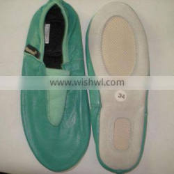 Gymnastic Shoes (Green)