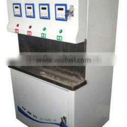 Hot and ice water vending machine
