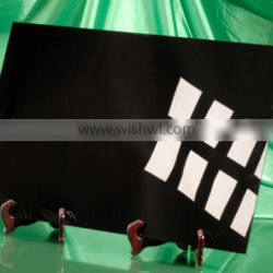 Polish Black Ceramic Glass For Induction Cooker Top