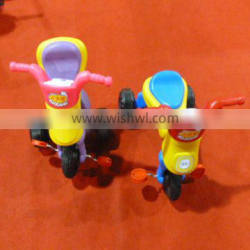 beautiful new design children kids tricycle with music folding tricycle