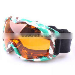 hot sale sports goggle, protected skiing goggle