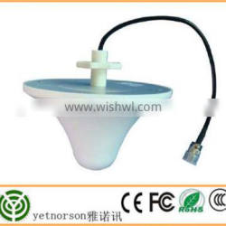 Omni Directional antenna/ broadband indoor 360 omni ceiling antenna/ quality wireless rfid antenna gps gsm fm