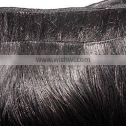 20 length Human Hair Weft straight