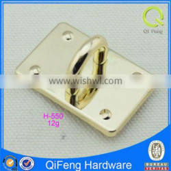 High quality fashion women bag accessory and metal buckles fittings H-550